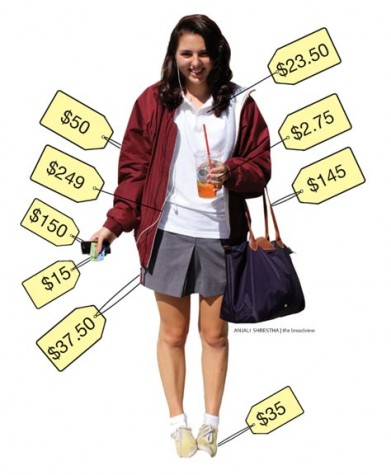Teens try to balance savings and spending