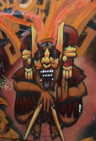 Graffiti's popularity grows as art form