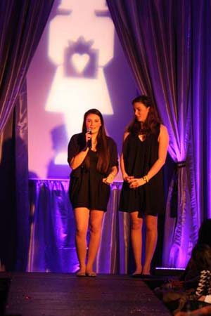 Simple Gifts fashion show raises funds for women, children