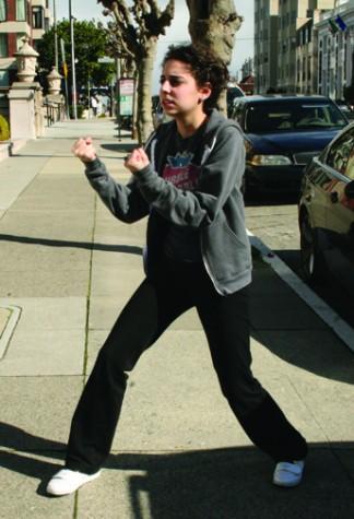 Cardio kickboxing provides alternative workout