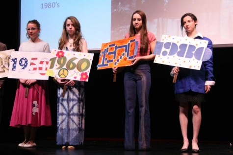 Women's Studies gives presentation on challenges of women today