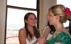 Senior Tea marks graduation season