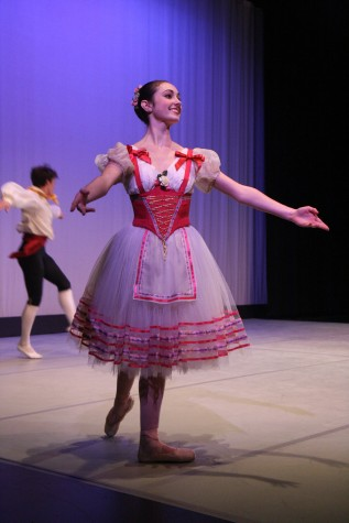 San Francisco Ballet trainee program performs in Syufy