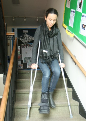 Stress fractures common