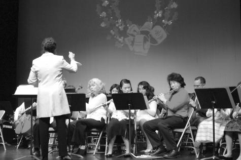 Winter concert incorporates multiple music genres