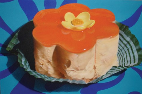 Contemporary art museum exhibit brings desserts from table to canvas