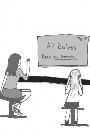 Continuing classes after AP exams would allow more depth of study