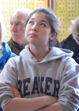 Seniors visit Porziuncola Nuova