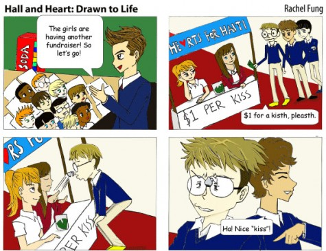 Hall & Heart: Drawn to Life