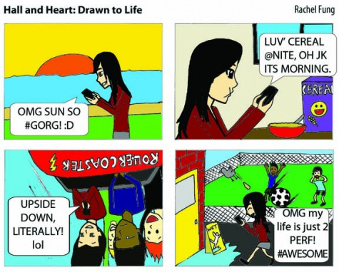 Heart & Hall: Drawn to Life