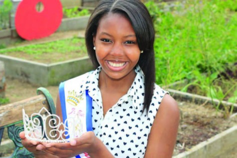Junior wins state pageant crown