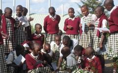 Students walk to raise money for sister schools in Uganda