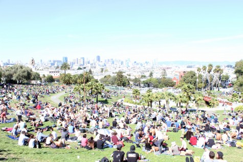 Renovations and maintenance for Mission Dolores Park near completion