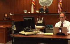 Sophomores conduct mock trial at Superior Court of California