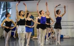 Dancers balance school, ballet