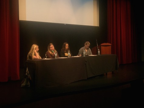 Alumnae panel shares their college experiences
