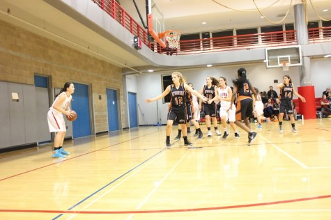 Basketball team wins first round of NCS