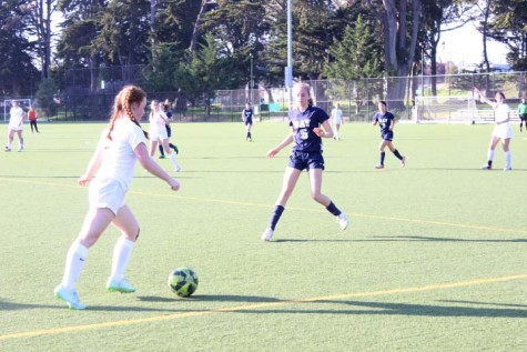 Soccer has striking start to season