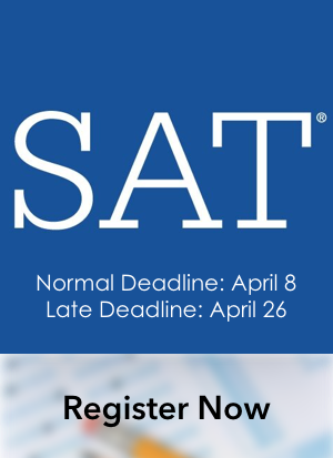 Register for SAT
