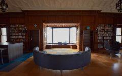 Library doors open to updated look
