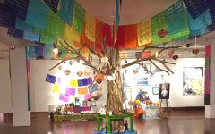 Day of the Dead exhibit reflects on the past
