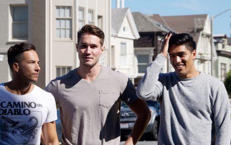 Photoshoot brings worldwide talent to Vallejo Street