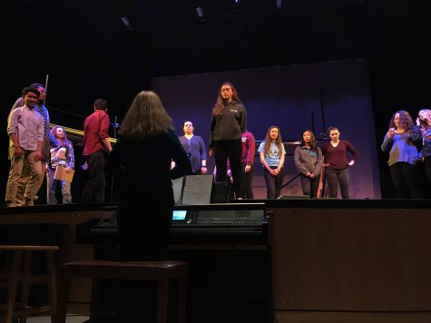 Spring musical cast able to rehearse in Syufy
