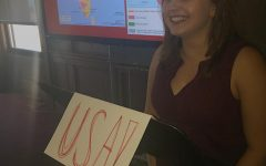 Sophomores give speeches as Cold War figures