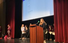 Student council elections encourage community involvement