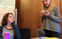 Freshmen explore their identity through English projects