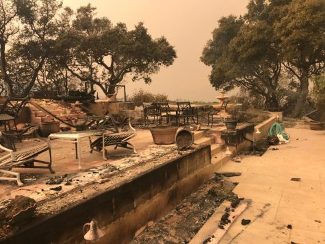 Northern Bay Area fires cause destruction