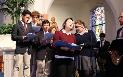 School celebrates the Feast of Immaculate Conception