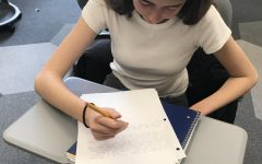 Students participate in annual writing competition