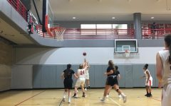 Varsity basketball to play first league game