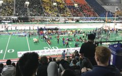 Runners compete in Simplot Games