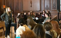 Student Body Elections held in Chapel
