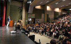 Student body celebrates poetry