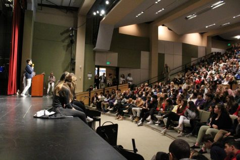 Student body engages in writing competition
