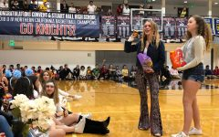 Community celebrates Halloween with first coed costume contest