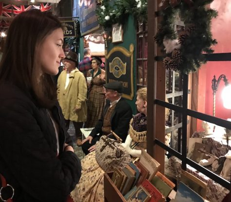 Victorian fair brings Christmas past to present day
