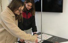 IB seniors complete forensic simulations