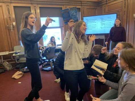 Club brainstorms ways to reduce stress for finals