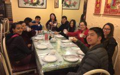 Mandarin class celebrates Lunar New Year