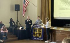 Students attend ADL assembly