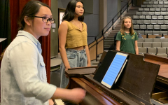 Rehearsals begin for spring musical