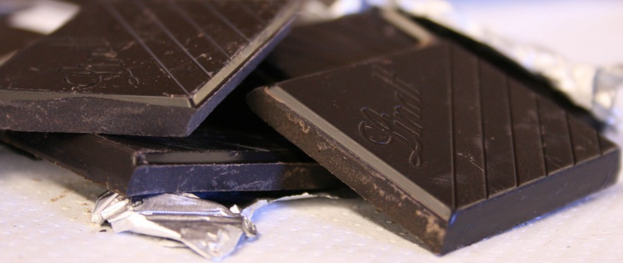 Chocolate, in moderation, may have benefits