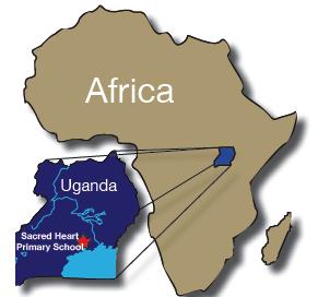 Walk raises money for Uganda sister school