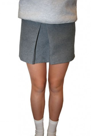 CSH uniform changes skirt and sweater