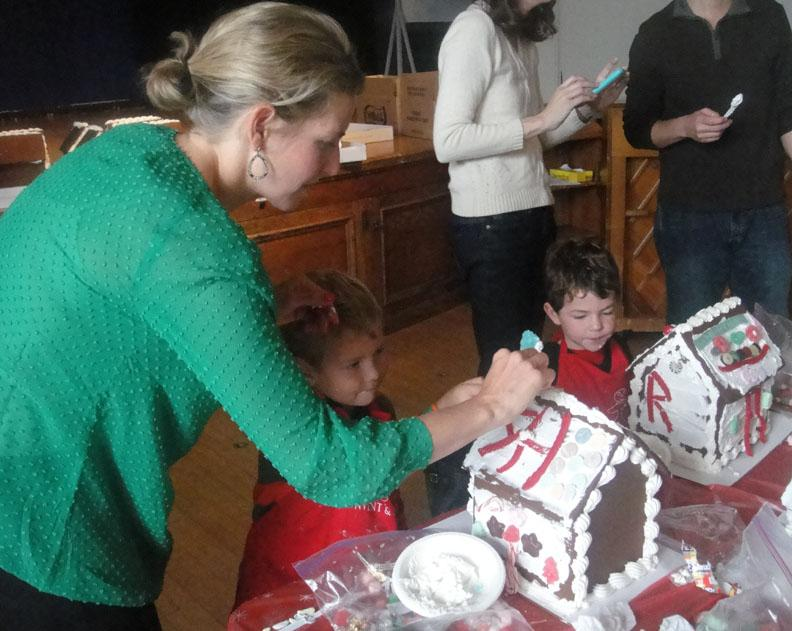 Gingerbread workshop raises money for BASH
