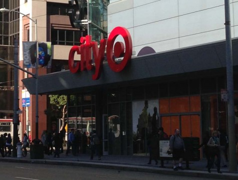 San Francisco opens first Target store downtown